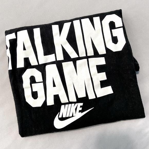 Talking Game (Nike) T shirt